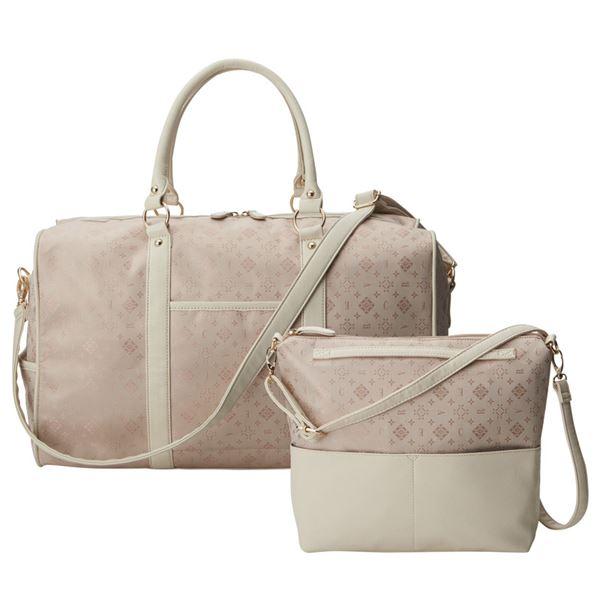 クレア トラベラー ボストン&2WAYショルダー/ピンク CR1550(ブランドバッグ)(内祝い 結婚内祝い 出産内祝い 新築祝い 就職祝い 結婚祝い お返し)(キャッシュレス5%還元)