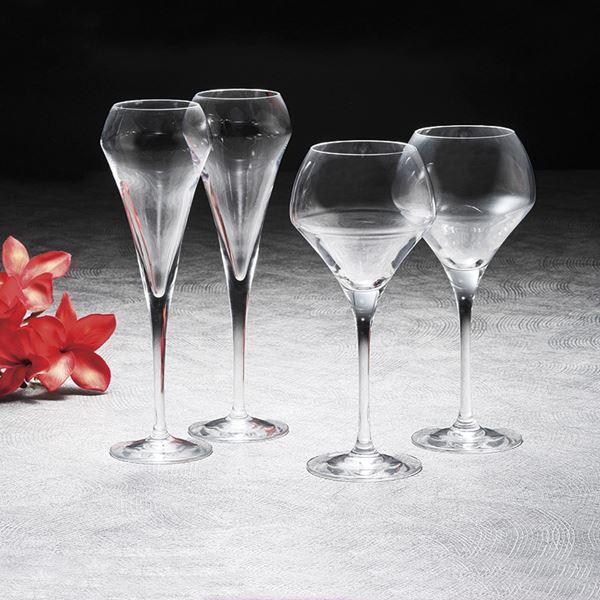 シェフ&ソムリエ オープンナップ 5人用ワインセット(フランス製 洋食器)(内祝い 結婚内祝い 出産内祝い 新築祝い 就職祝い 結婚祝い 父の日ギフト 入学祝い 引き出物 お返し)