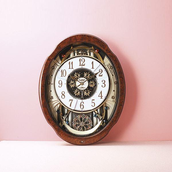 スモールワールド 電波からくり時計(掛時計)(内祝い 結婚内祝い 出産内祝い 新築祝い 結婚祝い 就職祝い 結婚祝い 出産内祝い 引き出物 父の日ギフト 入学祝い 引き出物 お返し), 新発売:6923f97d --- sunward.msk.ru
