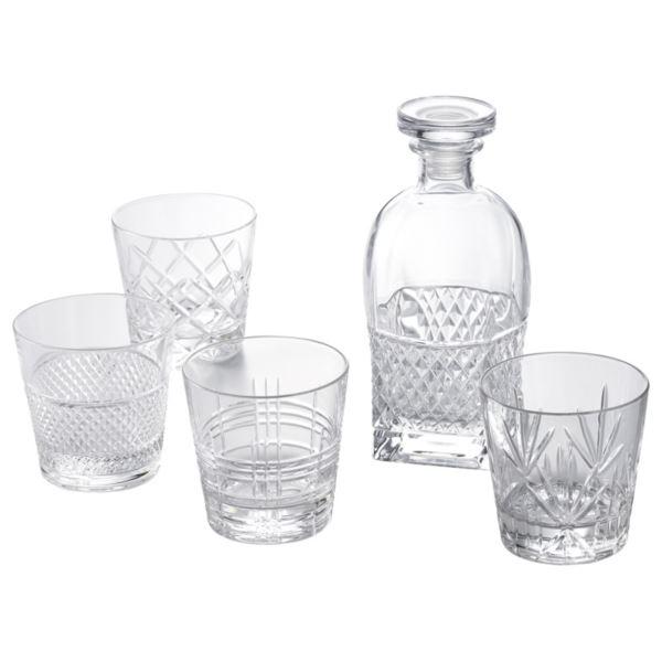 ヴェトリ セレニッシミ ウィスキーセット VE348(イタリア製 洋ガラス食器)(内祝い 結婚内祝い 出産内祝い 新築祝い 就職祝い 結婚祝い 引き出物 お返し 新生活応援)(キャッシュレス5%還元)
