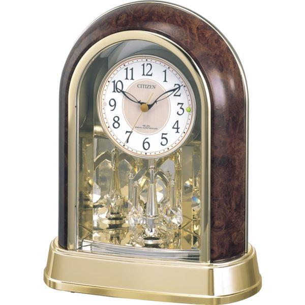 シチズン 電波置時計 4RY656-023(内祝い 結婚内祝い 出産内祝い 景品 結婚祝い 引き出物 香典返し ギフト お返し)(キャッシュレス5%還元)