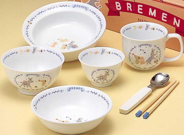 NARUMI (narumi) childrenu0027s tableware ? Bremen) toddler set-blue (? ? I birth celebration wedding ??i) / / & nacole   Rakuten Global Market: NARUMI (narumi) childrenu0027s tableware ...
