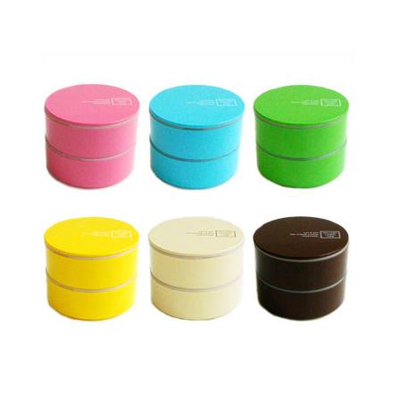 圆形午餐盒 (L2-轮) (Bento) (购物马拉松出售 10P09Jan16)