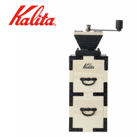 Kalita カリタ コーヒーミル 桐モダン 弐 #42141 手挽きコーヒーミル