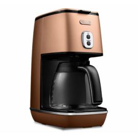 ICMI011J-CP デロンギ ディスティンタコレクション ドリップコーヒーメーカー【DeLonghi 正規品】