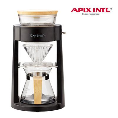 ■送料無料■アピックス ドリップマイスター ADM-200 コーヒーメーカー/グラインダー/自動/ギフト/プレゼント/贈答 父の日