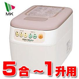 【エムケー精工】 RMJ-18TN 蒸し機能付き餅つき機(1升タイプ) もちつき機/餅つき器/もちつき器 RMJ18TN