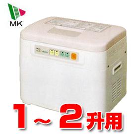 エムケー精工 RMJ-36TN 蒸し機能付き餅つき機(2升タイプ) もちつき機/餅つき器/もちつき器 RMJ36TN