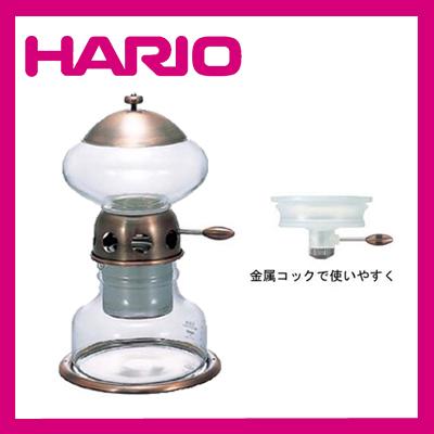 ■送料無料■HARIO ウォータードリッパー ポタN PTN-5BZ 水出しコーヒー PTN5BZ