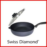 スイスダイヤモンド ソテーパン 24cm 【swissdiamond】【smtb-td】