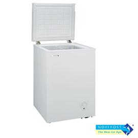 ノーフロスト JH94CR チェストフリーザー 上開き式直冷式冷凍ストッカー NORFROST 冷凍庫