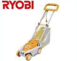 ■長く伸びた芝刈りに■ リョービ RYOBI 「電気芝刈り機 ロータリー刃」LMR-2300
