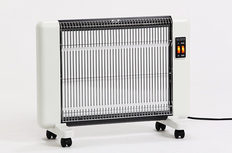 サンラメラ 600W型 遠赤外線輻射式セラミックヒーター 600W型 輻射式ですので人体や床 サンラメラ、壁を直接あたため室温を均一に暖房, 文具文房具のKDM:1387cf36 --- officewill.xsrv.jp