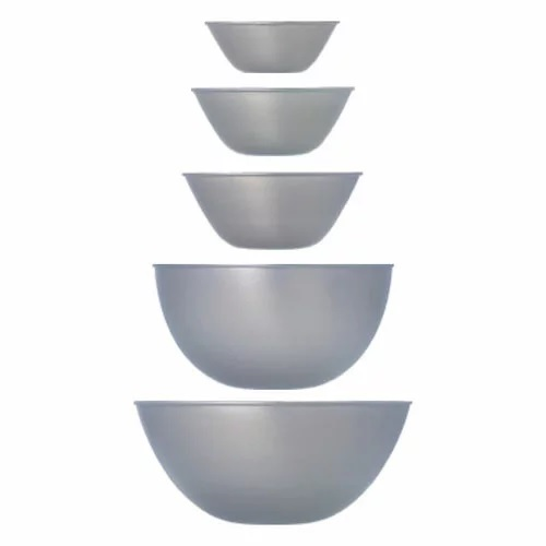 ■柳宗理デザイン ステンレスボール 5個セット (13.16.19.23.27cm) グッドデザイン賞受賞品 ボウル 保存容器 ギフト 贈り物