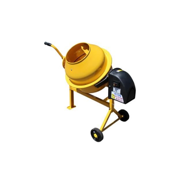 【メーカー直送の為代引き不可】■送料無料■アルミス 電動コンクリートミキサー まぜ太郎 AMZ-30Y 移動車輪付き メーカー1年保証付 ドラム容量63L/練り量約30L AMZ30Y/コンクリート用ミキサー