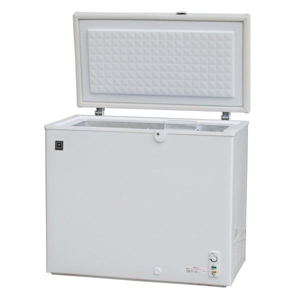 【メーカー直送の為代引き不可】■送料無料■レマコム 冷凍ストッカー 210L RRS-210CNF  食材の細胞破壊を抑える急速冷凍機能搭載機がノンフロン機種で新登場