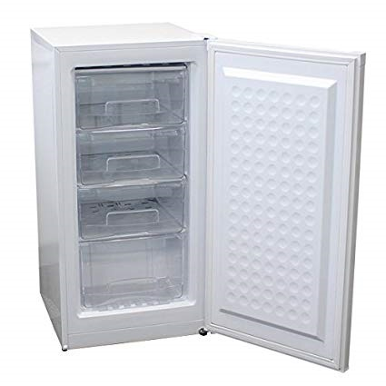 【メーカー直送の為代引き不可】■送料無料■レマコム 前開きタイプ 冷凍ストッカー RRS-T108冷蔵庫 業務用 家庭用 RRST108 108リットル ホワイトノンフロンガス 高性能 低騒音 REMACOM