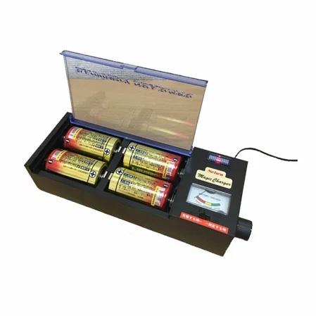 メーカー直送為代引き不可 送料無料 乾電池充電器マジックチャージャー