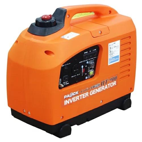 メーカー直送為代引き不可 PAOCK インバータ発電機 HT-900