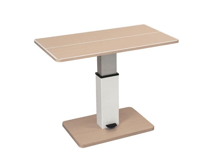 昇降式テーブル兼卓球台ナチュラルSHT-3■代金引換不可■