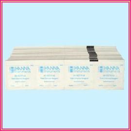 ハンナ HI93711-03 全塩素用試薬 (粉末:300回分)