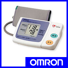 A large special price! Upper arm-type sphygmomanometer of the Omron digital automatic sphygmomanometer HEM-762 HEM762 Shin pull operation