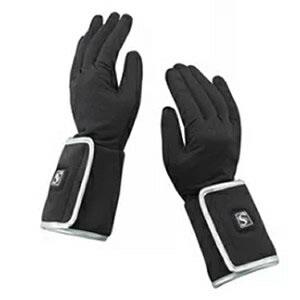 ■送料無料■コードレス おててのこたつ SHG-04B バッテリータイプ MLサイズ ヒーター付きインナーソフト手袋 手洗いOK! 雪かき