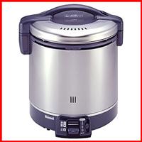 ■送料無料■ リンナイ ガス炊飯器 こがまる RR-100GS-C 2合~11合炊き LPガス用