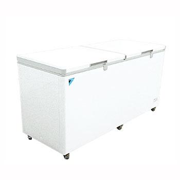 業務用 直冷式 贈与 大型 大容量 横型 チェスト フリーザー 冷凍庫 DAIKIN LBFG6AS ダイキン■冷凍ストッカー 605L お気に入り 鍵付き 保管 代引き不可