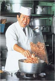 ■和睦的铁人中村孝明推荐的低温蒸锅烹调菜