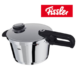 Fisler フィスラー プレミアムシリーズ 圧力鍋 4.5L