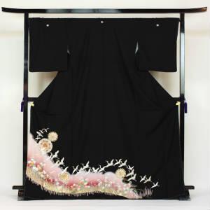 【レンタル】黒留袖19点フルコーディネートセット