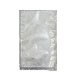 食品包装用 三方シール袋 バリアNYポリ雲龍 V型ノッチ付 14×24cm 2,000枚 - 福助工業