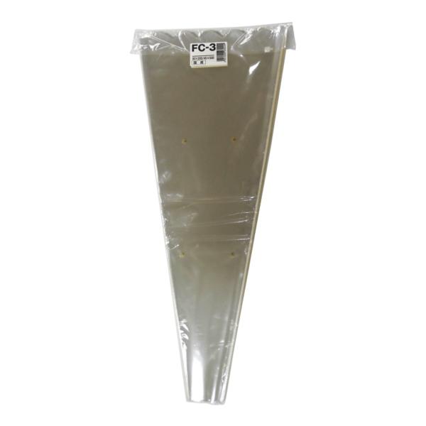 チープ 花束用 花袋 包装袋 再再販 フラワーキャップ FC-3 無地 4H 000枚 信和株式会社 50cm×20cm 1 - 包