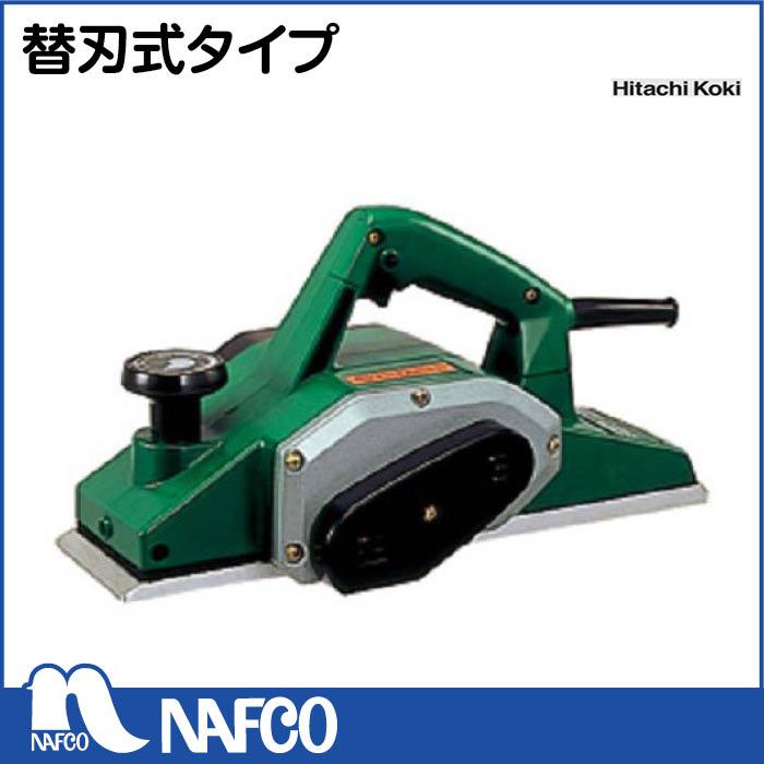 【倉庫 廃番】HiKOKI(旧日立工機)電気かんなP35(SC)   9342-1235