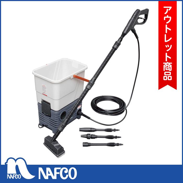 【アウトレット】アイリスオーヤマ タンク式高圧洗浄機ベランダセット SBT-512V