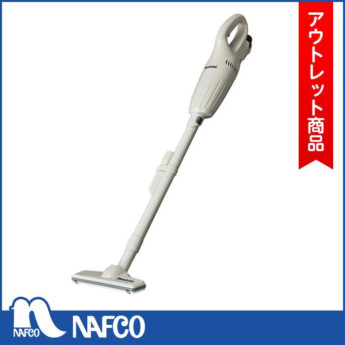【アウトレット】マキタ 充電クリーナー CL100DW