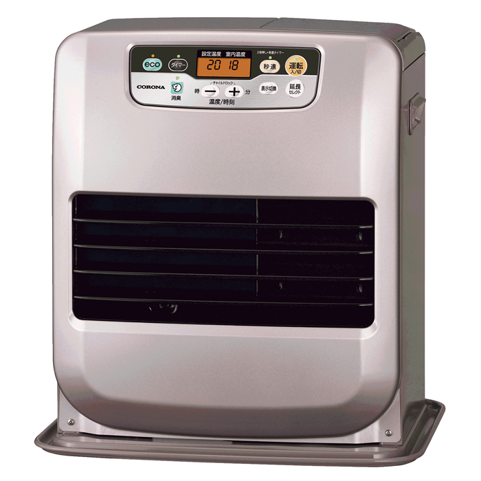 【エントリーでポイント10倍】【暖房用品】 CORONA 石油ファンヒーター FH-VG3318Y P【2019/4/9 20時-4/16 1時59分】