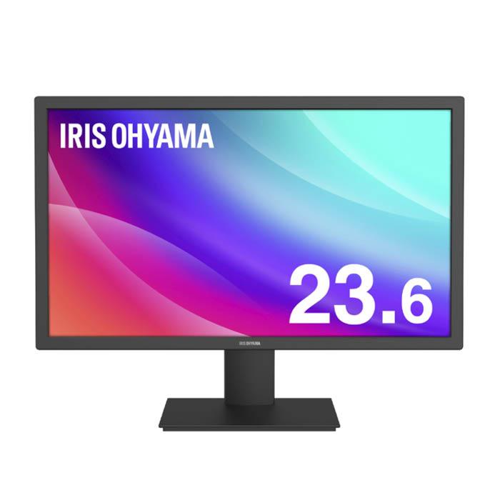 アイリスオーヤマ 液晶ディスプレイ 23.6インチ ILD-A23FHD-B