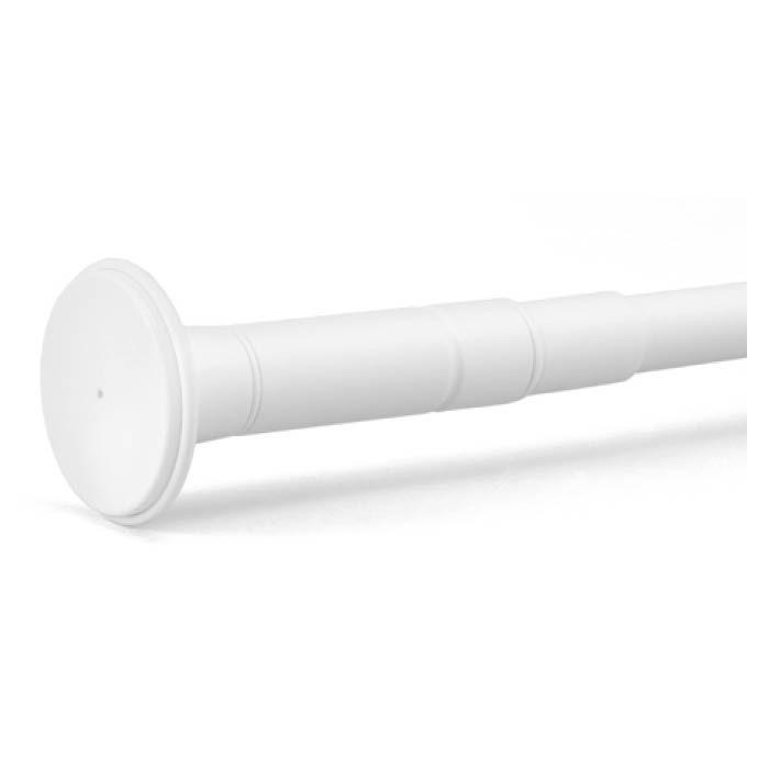 壁に突っ張るだけで 空間を有効活用できる伸縮棒です アジャスターが壁に近く すっきりとした印象で インテリアに馴染みやすく プレゼント SSB-280ホワイト アイリスオーヤマ テレビで話題 みせる収納やディスプレイとしても活用できます スタイル伸縮棒