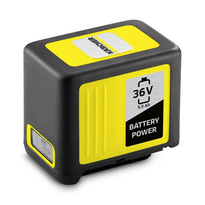 K_RCHER(ケルヒャー) バッテリーパワー 36v5.0Ah