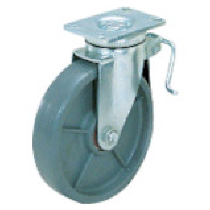 (T)スガツネ工業 (200133372)SUG-8-808B-PSE重量用キャスター 5840490