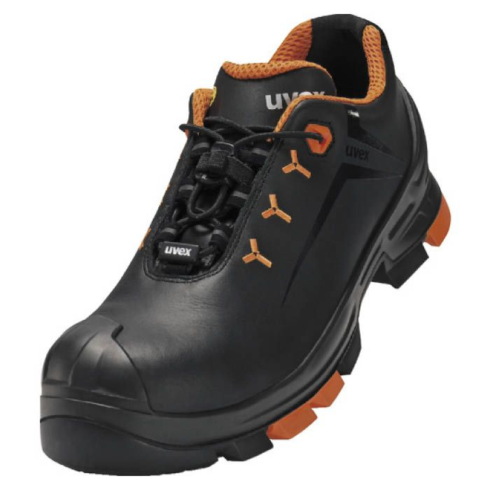 (T)UVEX UVEX2 ローシューズ ブラック 28.5CM 1494460