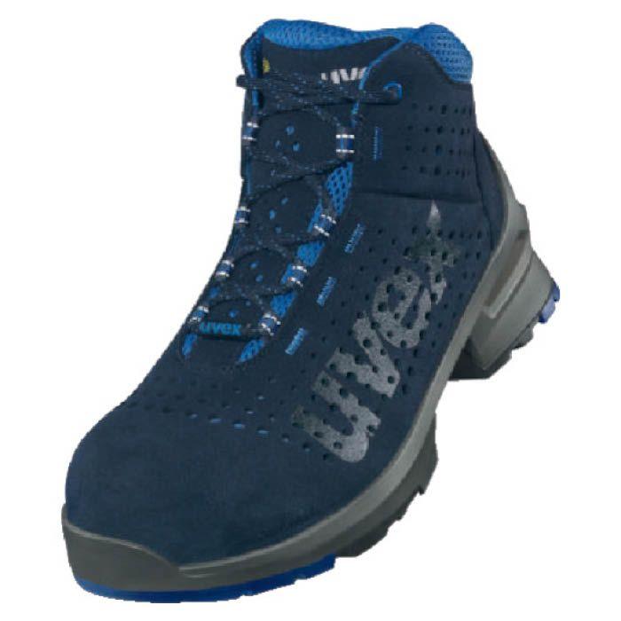 (T)UVEX ウベックス1 ブーツ ネイビー 27.0CM 8552774