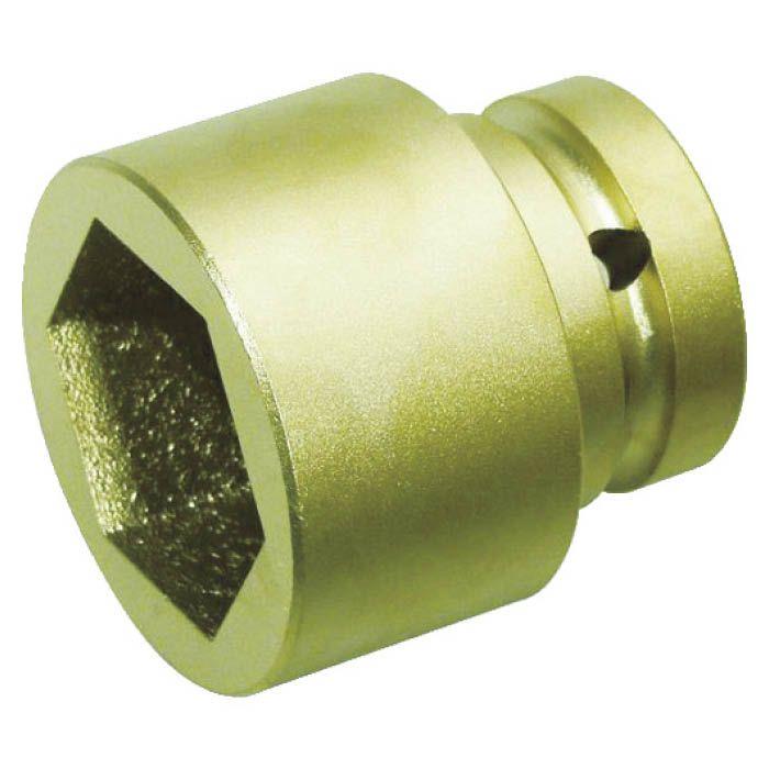 (T)A-MAG 防爆6角インパクト用ソケット差込角1/2インチ用 対辺8mm 1150479