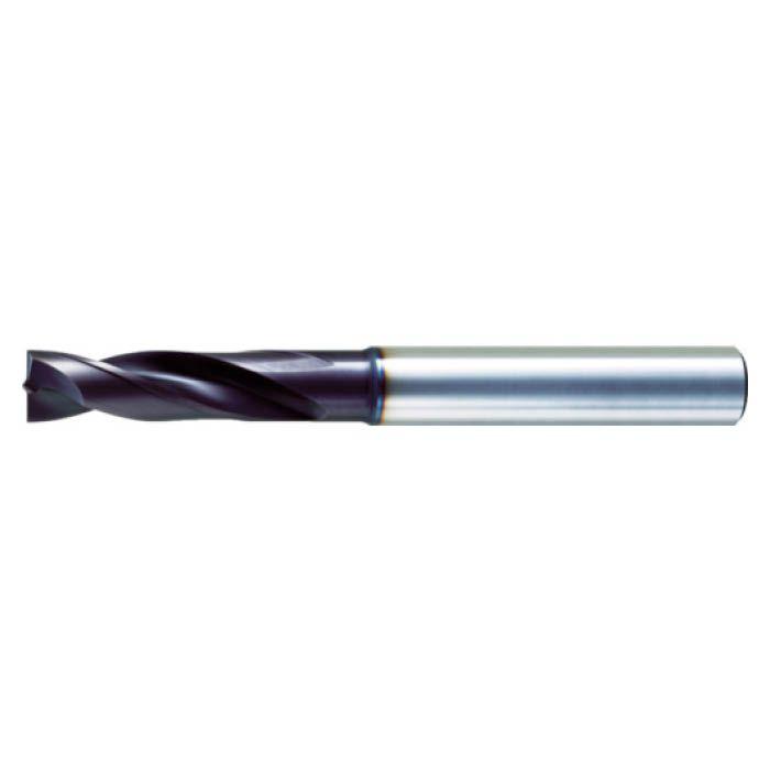(T)三菱K バイオレット高精度ドリル 座ぐり用 ショート 19mm VAPDSCBD1900