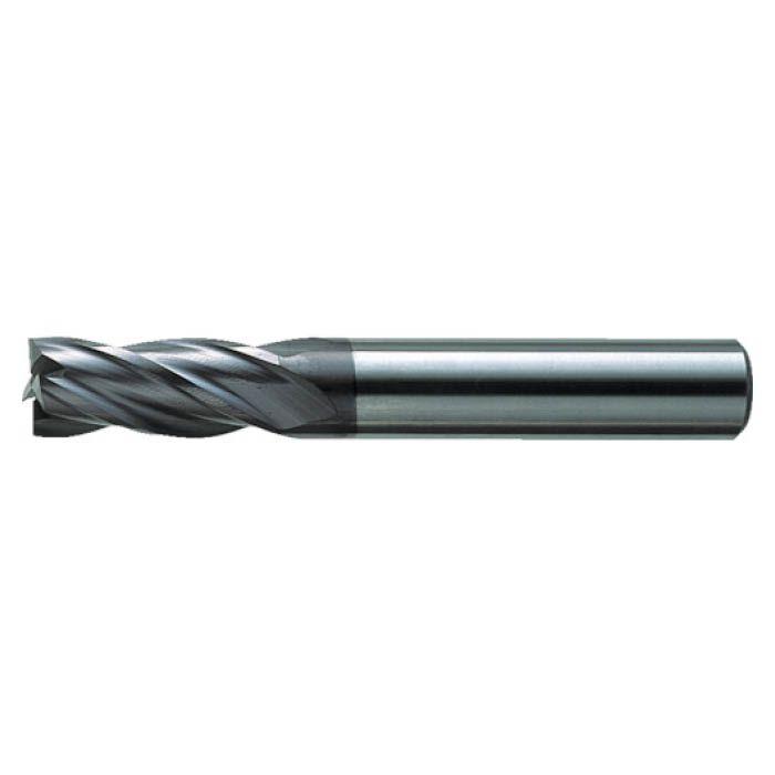 1本で生材から高硬度鋼まで幅広く使用できます T 三菱K 売買 70%OFFアウトレット VC4MCD0400 ミラクル超硬エンドミル
