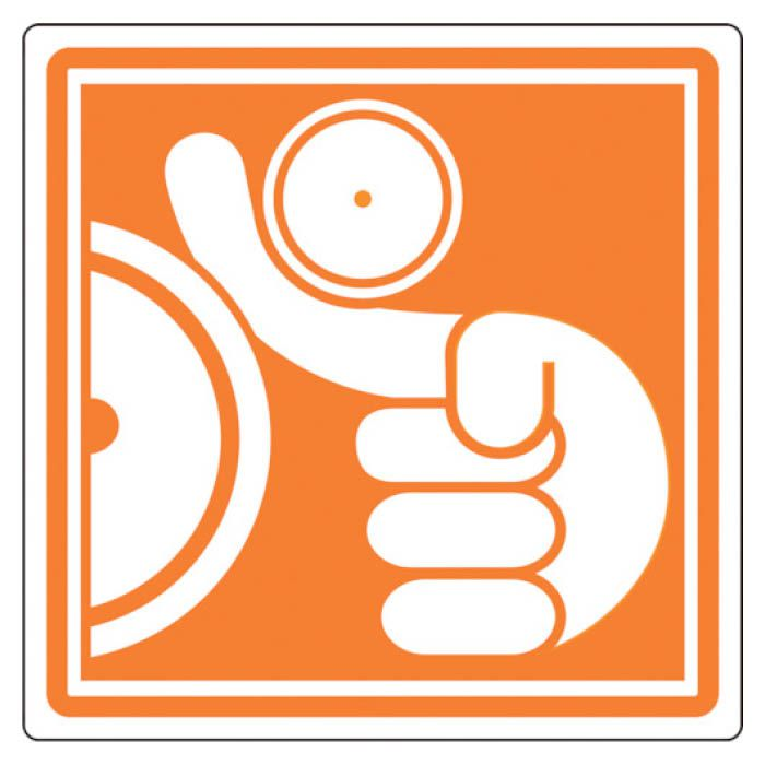 絵表示 記号 のみが表記された簡易タイプの製造物責任 購買 PL 警告表示ラベルです 海外並行輸入正規品 T 50×50mm 202013 PL警告ステッカー 緑十字 10枚組 巻き込まれに注意