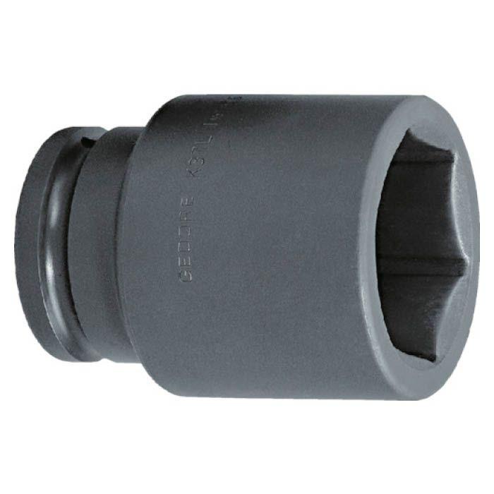 (T)GEDORE インパクト用ソケット(6角) 1・1/2 K37L 65mm 6330700