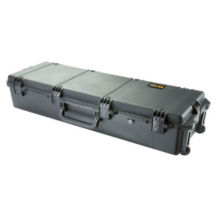 ストームケースは高い気密性 防水性と耐衝撃性 耐圧性 出色 防じん性を兼ね備えた 軽量ボディーのタフツールケースです T 1198×419×234 PELICAN IM3220黒 ストーム IM3220BK 1着でも送料無料
